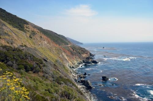 Another coastline shot at Big Sur.